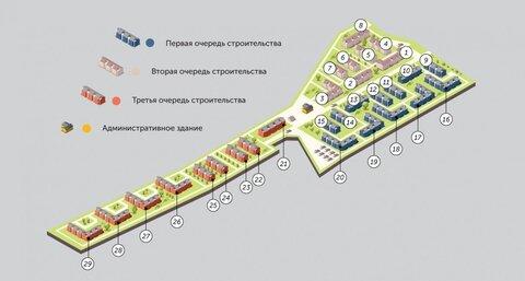 Однокомнатная Квартира Область, улица Новая, д.14, Строгино, до 30 . - Фото 2