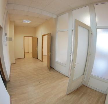 Предлагается в аренду офисный блок, состоящий из 3-х кабинетов, 96 кв. - Фото 1