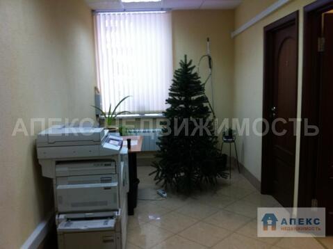 Аренда офиса 210 м2 м. Проспект Вернадского в бизнес-центре класса В в . - Фото 3