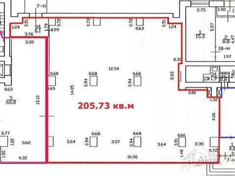 Аренда помещения-205 кв.м. в тк «Нарвский Универмаг» - Фото 4