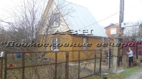 Новорязанское ш. 25 км от МКАД, Еганово, Дача 70 кв. м - Фото 1