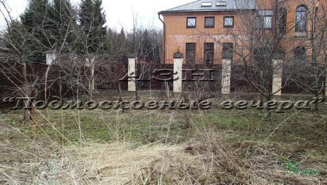 Киевское ш. 9 км от МКАД, Рассказовка, Участок 6.5 сот. - Фото 1