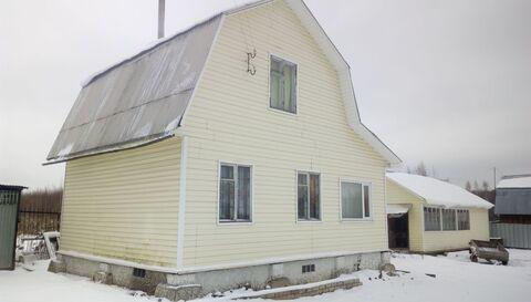 Продается Зимняя дача с баней Ступинский район с.Шугарово СНТ - Фото 3