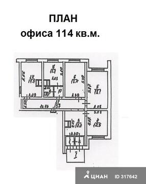 Офис 114 кв.м. м.вднх - Фото 2