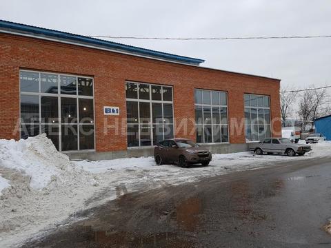 Аренда склада пл. 500 м2 м. Марьина роща в складском комплексе в . - Фото 1