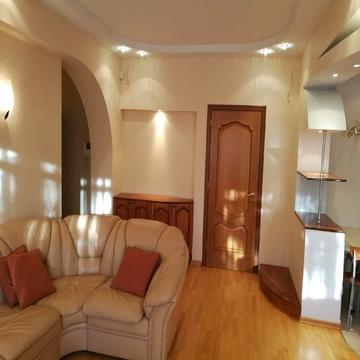 Эксклюзивная 4-комнатная с евроремонтом и мебелью. - Фото 4