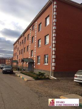 1-к.квартира 42 кв.м в новостройке в пос.Софьино Раменского р-на - Фото 1