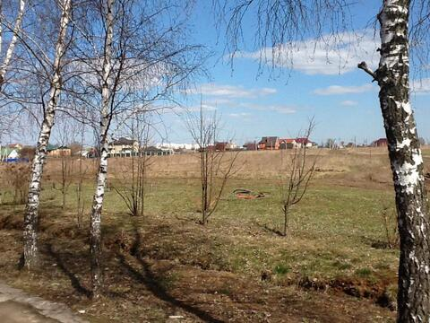 Земельный участок 20 соток с.Остафьево (Новая Москва) - Фото 1