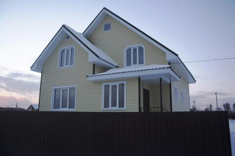 2-этажный дом в деревне Дворищи Владимирской области - Фото 2