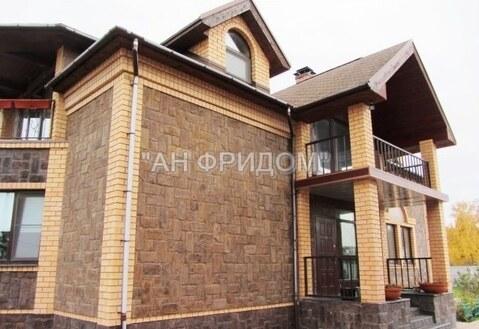 Коттедж 260м2 (кирпич) на участке 16 сот, Калужское ш, 25 км от МКАД - Фото 2