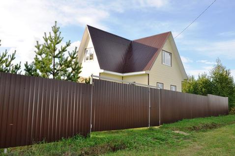 Жилой дом 105 кв.м. на участке 9 соток в деревне Бережки г.Киржач. - Фото 4