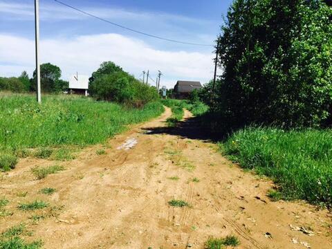 Недорого земельный участок 15 соток в тихой деревне Муравьево, Титово - Фото 3