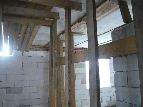 Дом под черновую, черта города, гараж, центральная канализация - Фото 2