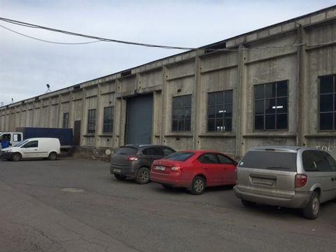 Сдам складское помещение 850 кв.м, м. Ленинский проспект - Фото 1