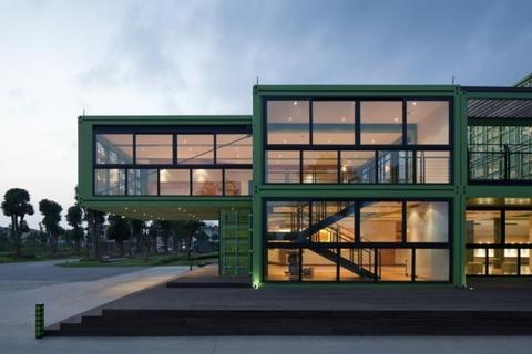 Модульное здание - Фото 2