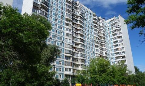 Продам 1-к квартиру, Москва г, Берингов проезд 5 - Фото 1