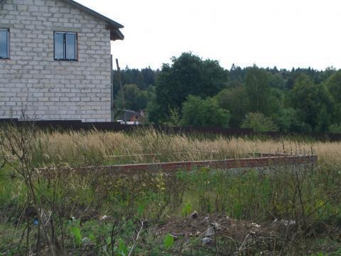 Участок в с. Семеновское, Ступино. - Фото 2