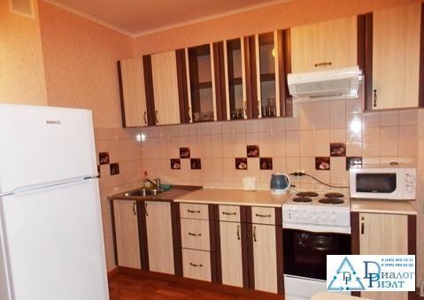 Сдается двухкомнатная квартира в Москве, район Некрасовка - Фото 1