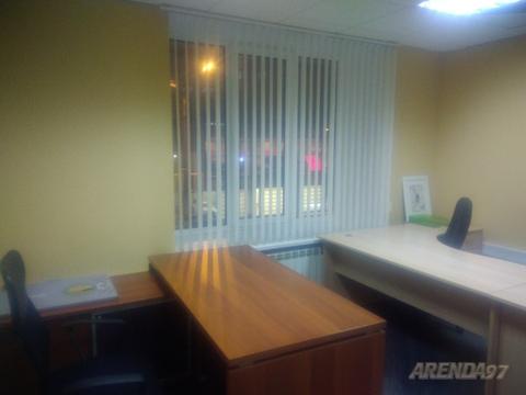 Сдам офис с мебелью москва михайловский проезд 3с66 - Фото 1