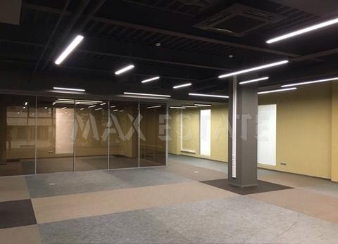 Офис с ремонтом 220 м2 в БЦ Верейская плаза iii - Фото 1