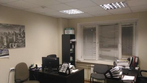 Снять офис на беговой 90м - Фото 4