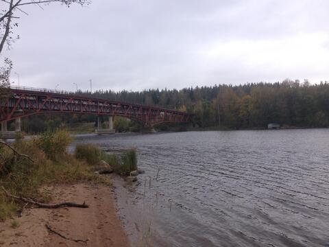 Усадьба на реке Вуокса пос Перевозное - Фото 4