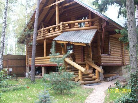 Деревянный коттедж на 22 человека с купелью - Фото 2