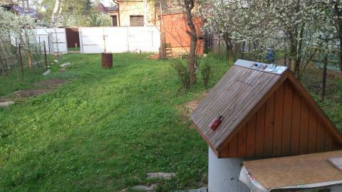 Участок с домом в Жаворонках - Фото 2