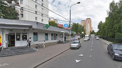 Торговое помещение по адресу Солнцевский пр.