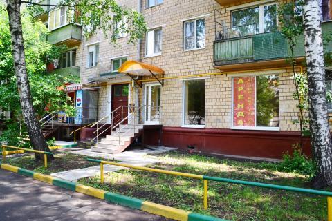 Под Магазин Перово Новогиреево Арендный бизнес Нежилое помещение - Фото 1