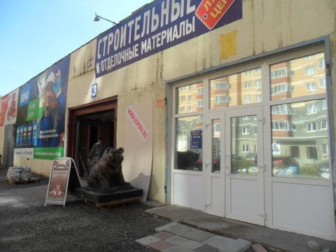 Торговое помещение общей площадью 687 кв.м. - Фото 1