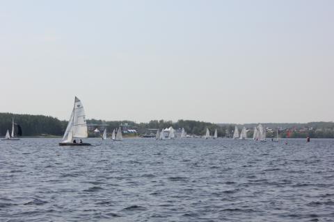 Яхт-клуб на берегу Пироговского водохранилища Ульянково - Фото 4