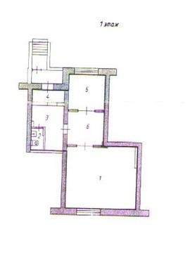 Торговое помещение 70 кв.м, 1 эт, без комиссии - Фото 1