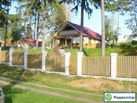 Аренда дома посуточно, Сиверский, Гатчинский район - Фото 1
