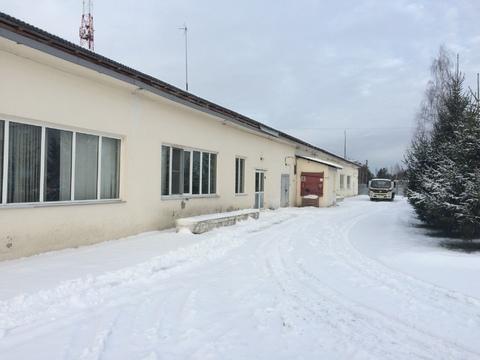 Сдам в аренду 673,4 кв.м под производство в Электрогорске - Фото 1