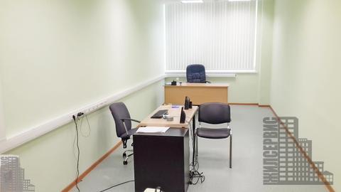 Офис в бизнес-центре у метро Калужская - Фото 1