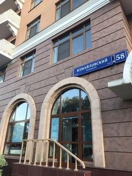 Продается Четырехкомн. кв. г.Москва, Измайловский б-р, 58 - Фото 2