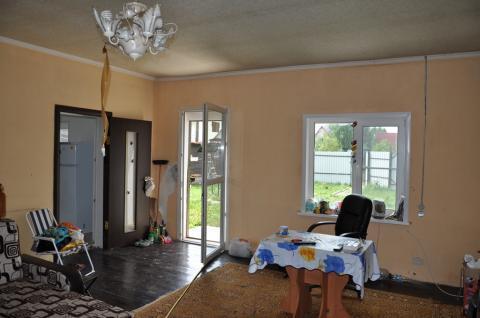 Дача рядом с г.Киржач на участке 8 соток, дом 120 кв.м. Озеро. - Фото 4