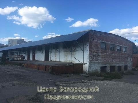 Складские помещения, Ярославское ш, 12 км от МКАД, Королев. Складское . - Фото 1