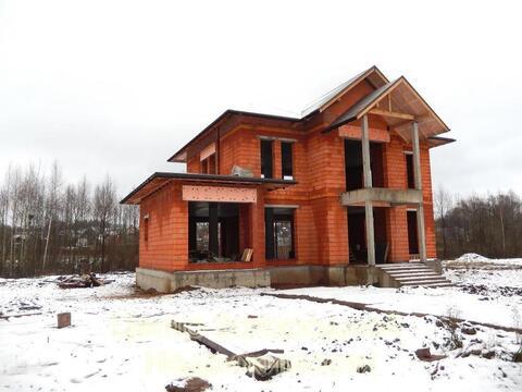 Коттедж, Калужское ш, 24 км от МКАД, Ильичевка, Коттеджный поселок . - Фото 1