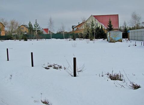 Участок 10 сот. , Киевское ш, 24 км. от МКАД. - Фото 4