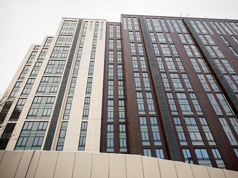 "4-х комн. апартаменты,150,6 кв.м, 17этаж в ЖК ""Басманный,5"" - Фото 5"