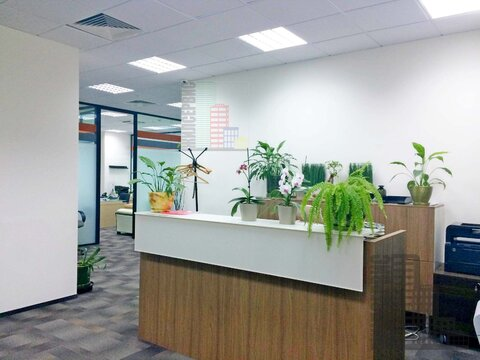 Офис 204м, ставка включает коммунальные+эксплуатацию+уборку с/у, ифнс 28 - Фото 3
