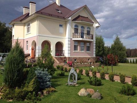 Предлагаю в аренду великолепный дом во Владычино Солнечногорский р-н - Фото 1