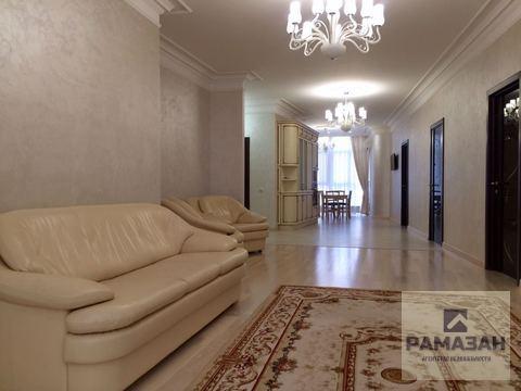 Трёхкомнатная квартира в элитном доме ЖК Магеллан - Фото 3