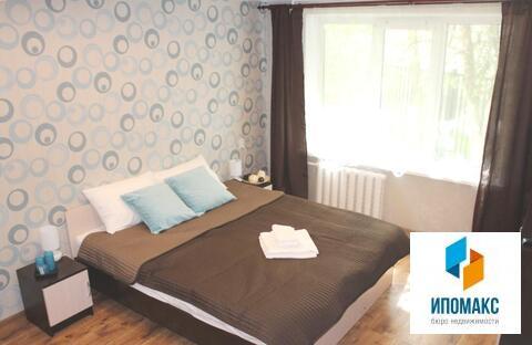 1-комнатная квартира в п.Киевский.Посуточная аренда. - Фото 5