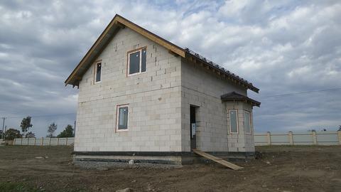 Продается загородный дом 114 кв.м. под Всеволожском - Фото 1