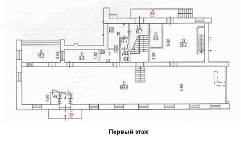 Аренда офис г. Москва, м. Университет, пр-кт. Ленинский, 52 - Фото 3