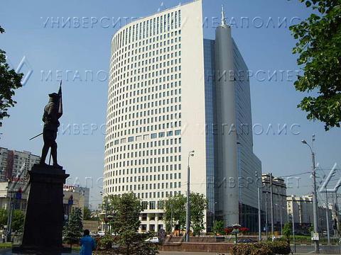 Сдам офис 1004 кв.м, бизнес-центр класса A «прео 8» - Фото 1