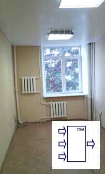 Уфа. Офисное помещение в аренду ул. Зорге. Площ. 12 кв.м - Фото 2